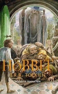Le Hobbit, de Tolkien éd. Christian Bourgois