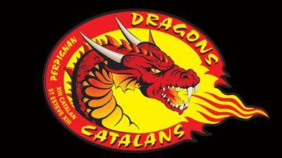 Logo des Dragons Catalans