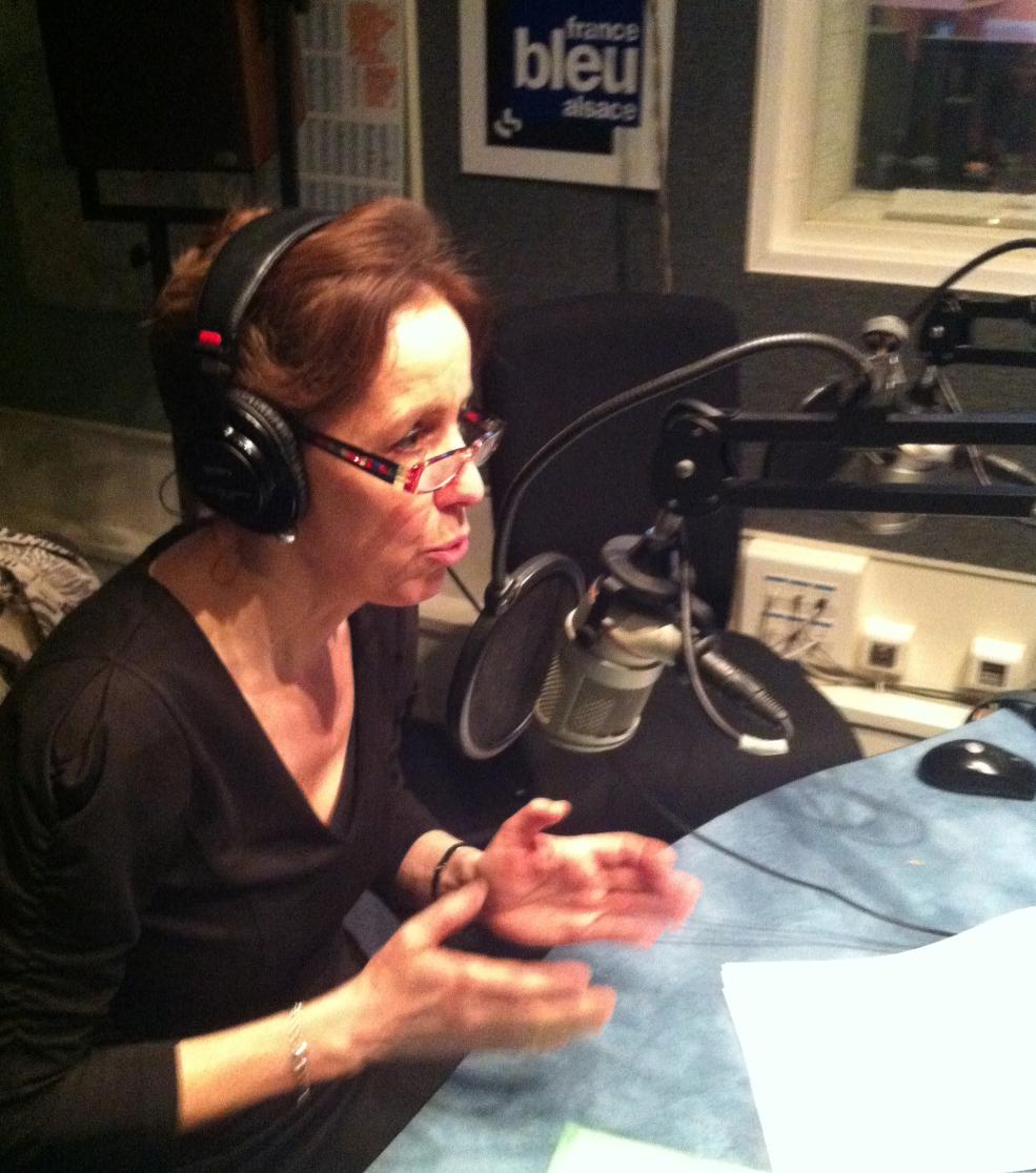 Fabienne Keller, en janvier 2013
