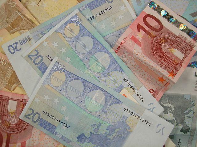Billets d'euro