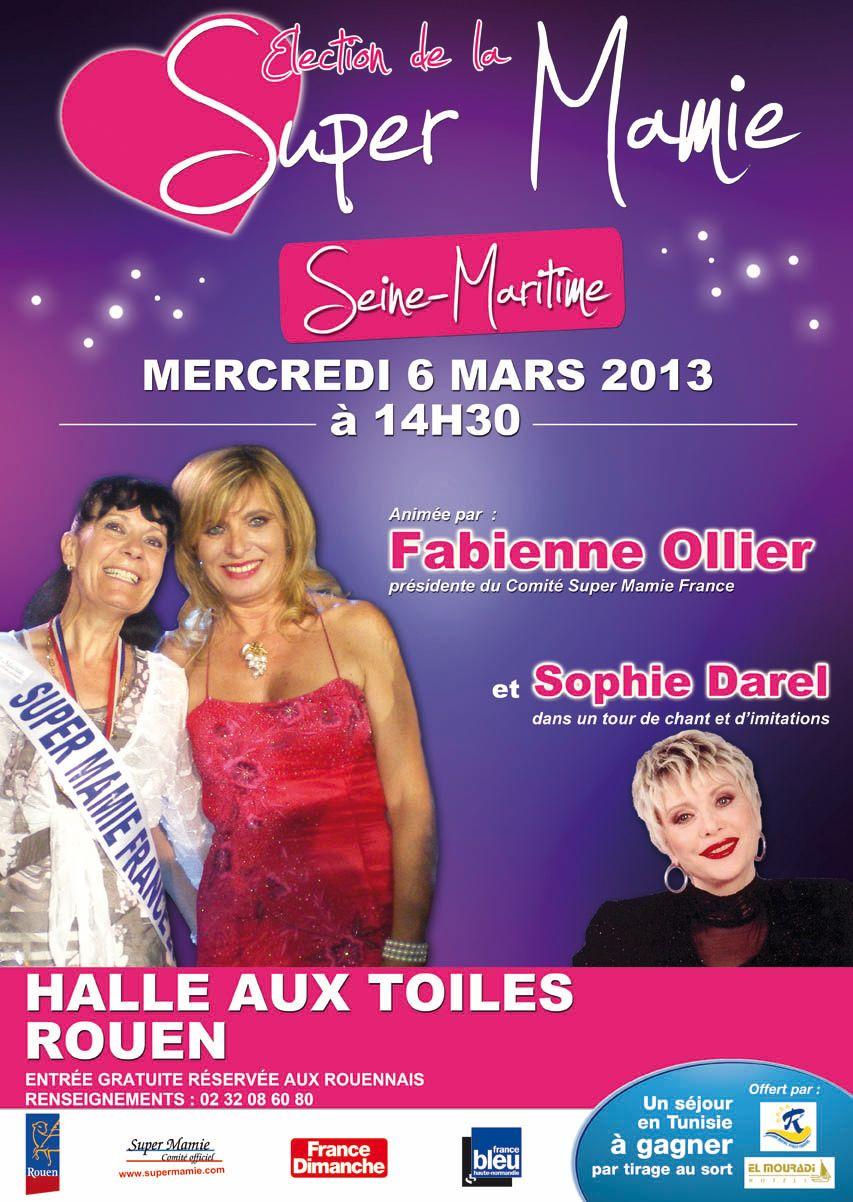 Election Super Mamie Seine-Maritime