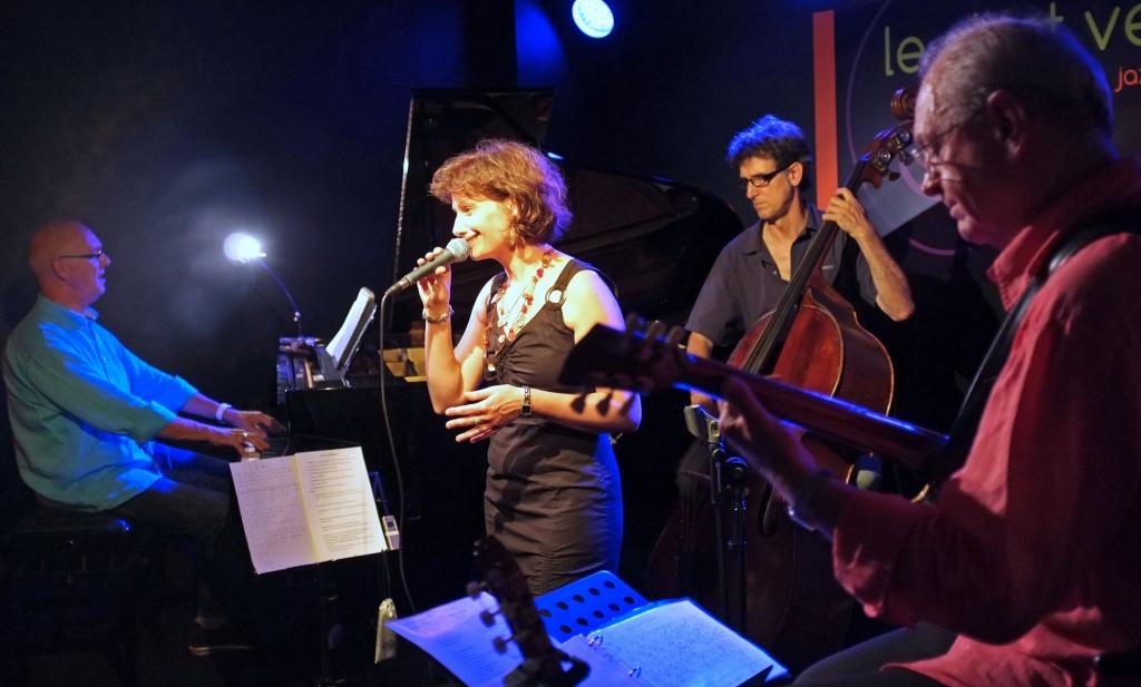 Le quintet 'Impression 2' au pub 'Au bureau' au HAVRE