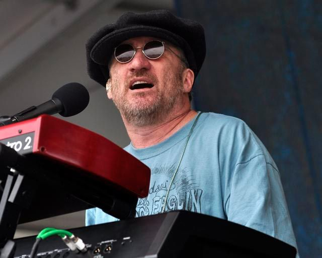 Jon Cleary - DR