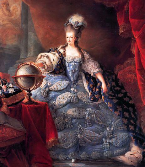 Marie-Antoinette - Une page d'histoire FB Champagne