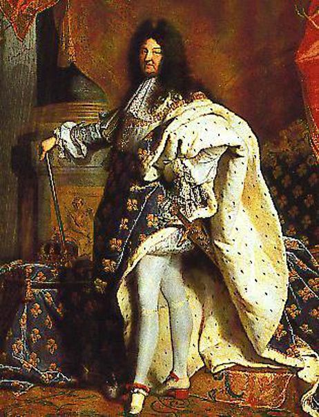 Louis XIV - Une page d'histoire FB Champagne