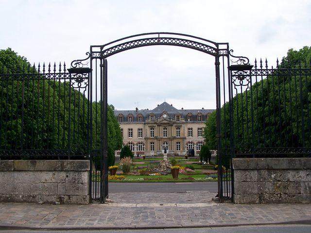 Fondation d'Aligre à Lèves (Eure-et-Loire)