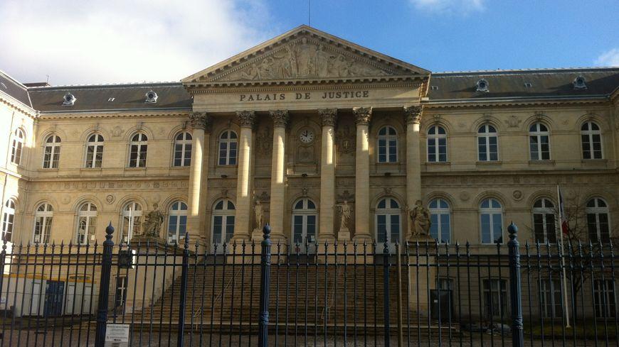 Le Palais de Justice d'Amiens