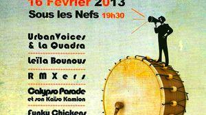 Tambours à Nantes