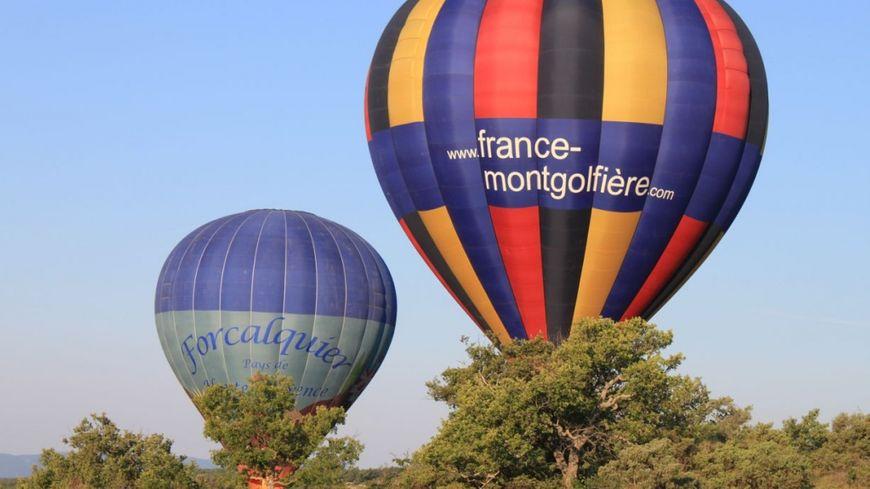 Gagnez un vol en montgolfière pour survoler la Haute-Provence