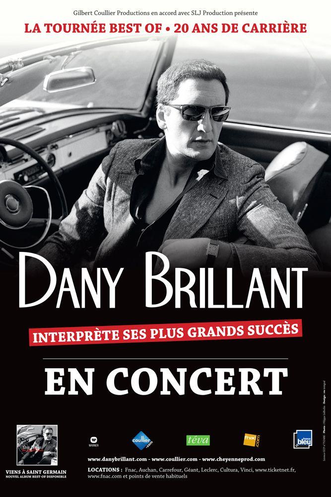 Dany Brillant en tournée - Radio France