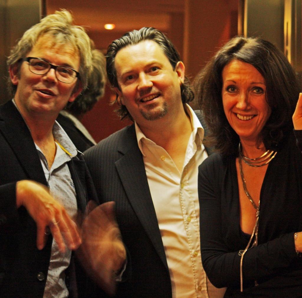 Cécile CHARBONNEL trio invite André CHARLIER au Chat Vert à ROUEN