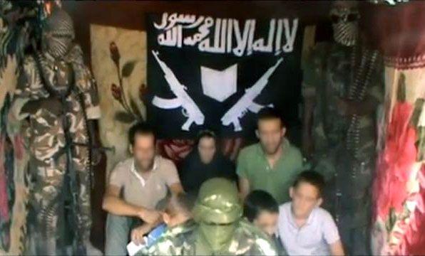 Une video mettant en scène les otages français enlevés au Cameroun, postée sur YouTube