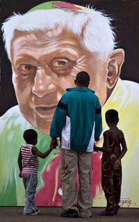 Ferveur papale en Afrique