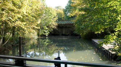 Pont sur la Vesle