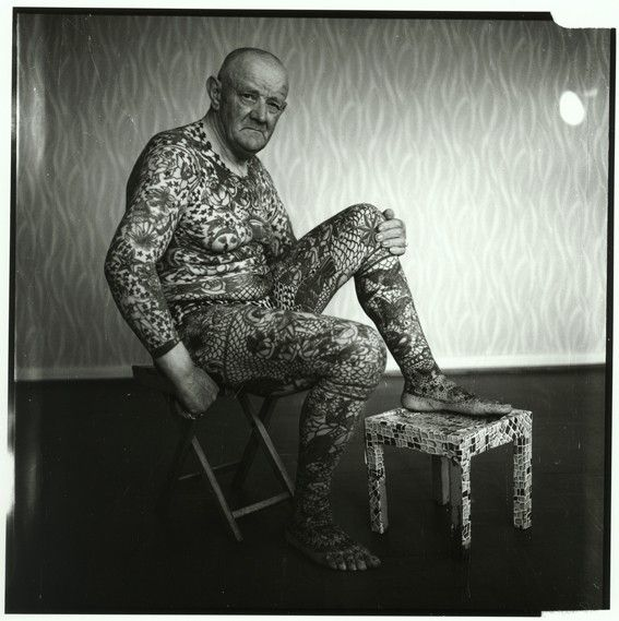 Portrait de Wilhem Wedekemper, 1960