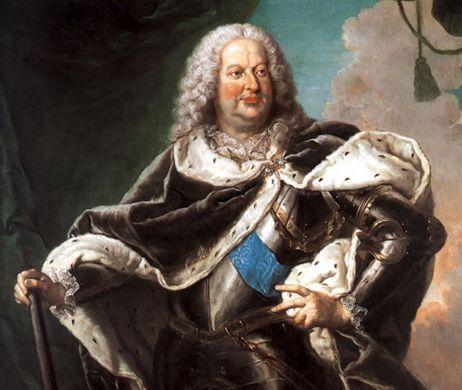 Roi Stanislas de Pologne - Une page d'histoire FB Champagne