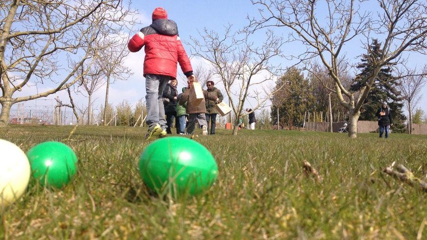 La chasse aux œufs de Pâques en Gironde c'est jusque samedi prochain pour les gourmands.