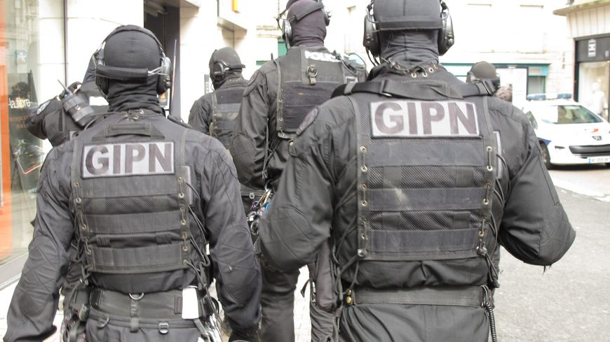 Le GIPN en intervention (photo d'illustration)