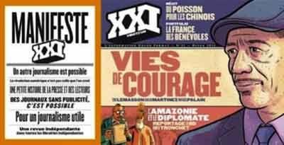 La revue XXI