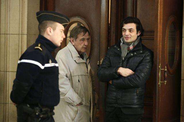 """Léonide Kameneff, 76 ans, principal accusé de """"L'école en bateau"""""""