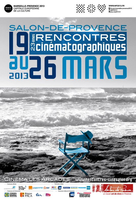 Rencontres cinéma Salon de provence - Rencontres Cinématographiques de Salon de Provence