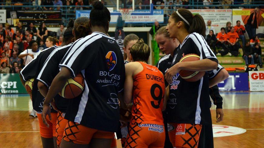 Bourges basket en finale à huit de l'Euroleague