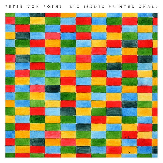 Peter Von Poehl- Big issues