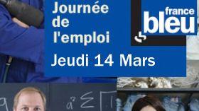 La journée de l'emploi de France Bleu Belfort-Montbéliard