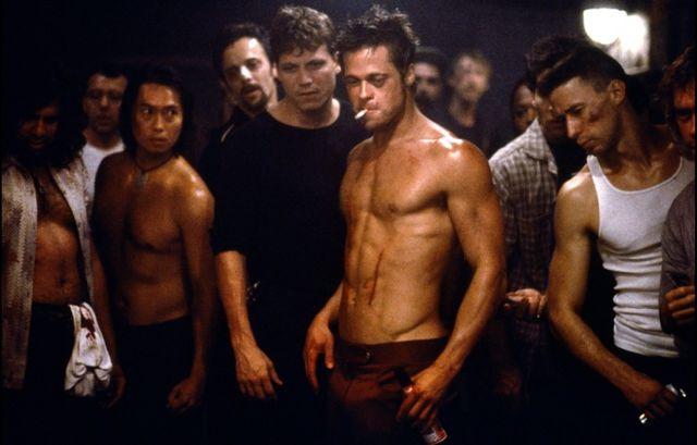 Fight Club - Brad Pitt