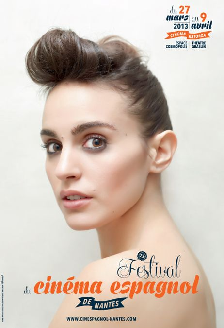 23e Festival du cinéma espagnol de Nantes -Affiche