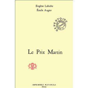 """""""Le prix Martin"""""""