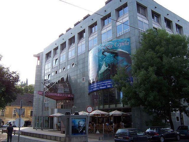 L'Institut Français de Budapest