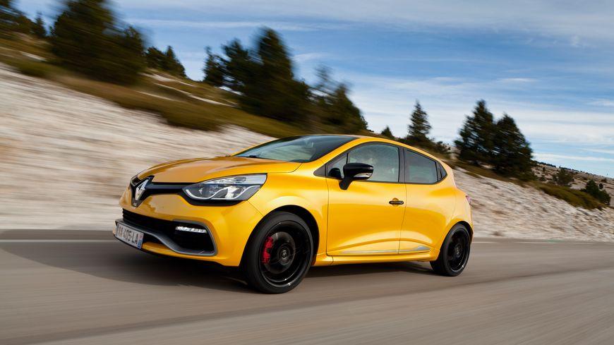 Clio 4 Renault Sport