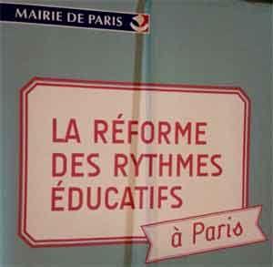 Reforme de l'école