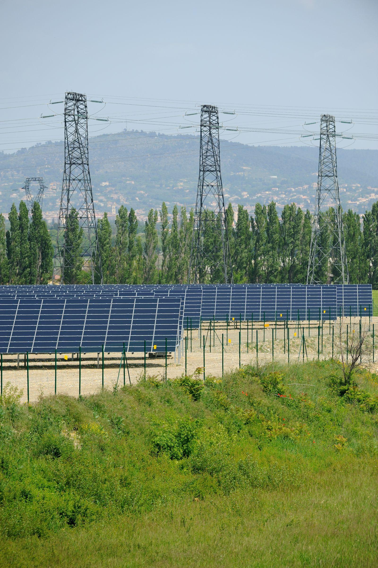 Le photovoltaïque progresse en Aquitaine