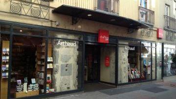 Chapitre, librairie Arthaud à Grenoble