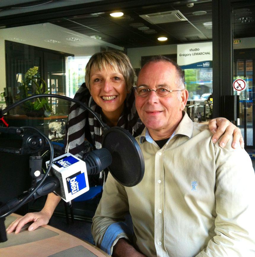 Patrick TARDIVEL le moulinier de Chânaz - Radio France