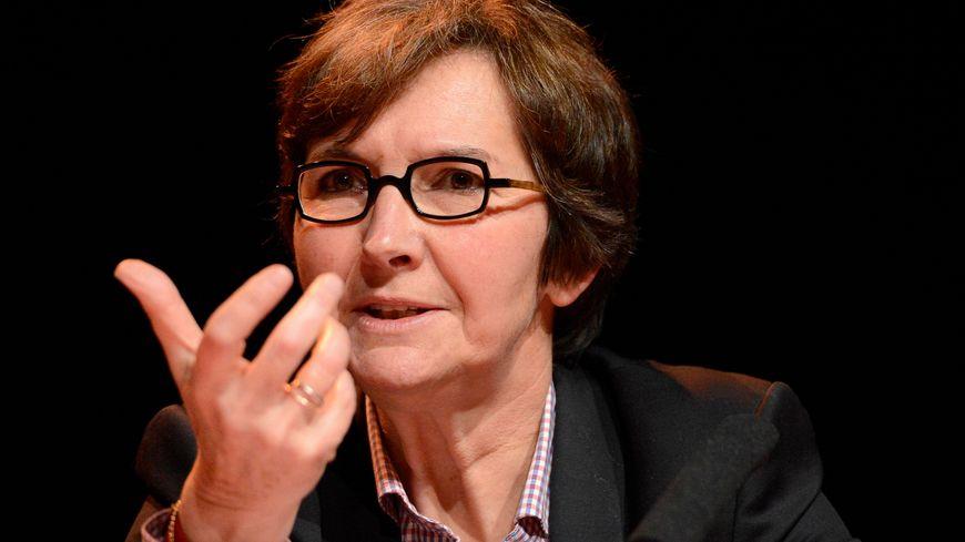 Valérie Fourneyron, secrétaire d'Etat au Commerce, ancienne ministre des Sports, ancienne maire de Rouen.