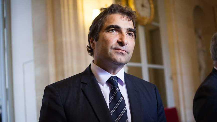 Christian Jacob, patron du groupe UMP à l'Assemblée nationale