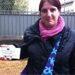 """Marie a attendu 2 heures mais pourra dire """"j'y étais"""" - Radio France"""