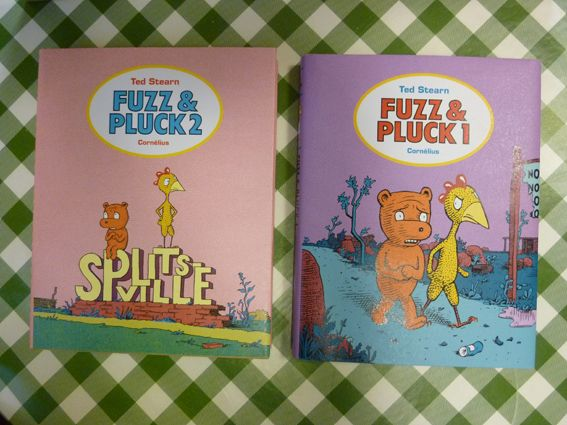 Fuzz et Pluck