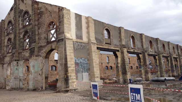 La Halle aux Farines sera réhabilitée en Archives municipales de Bordeaux