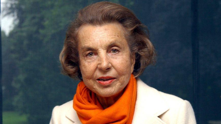 Liliane Bettencourt avait été déclarée en état de faiblesse par les experts médicaux