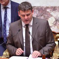Christophe Sirugue député PS - Radio France