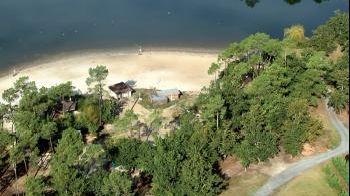 Le lac de Gurson ouvre à la baignade ce samedi 13 juillet
