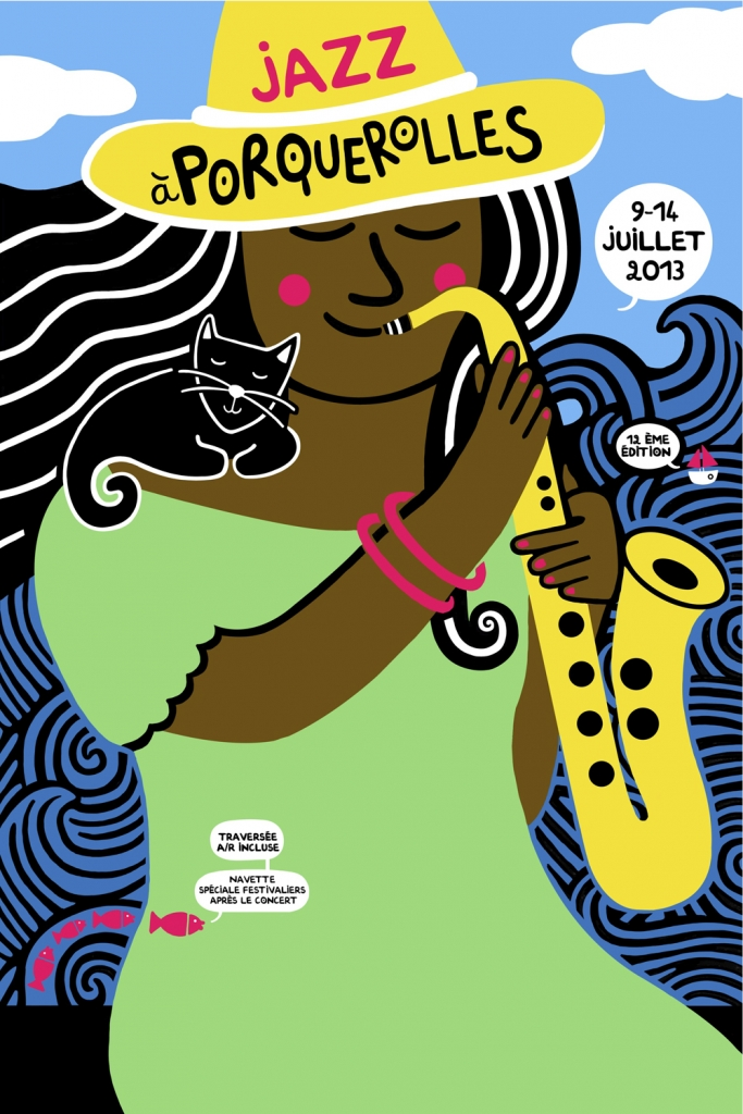 Jazz à Porquerolles (Var)
