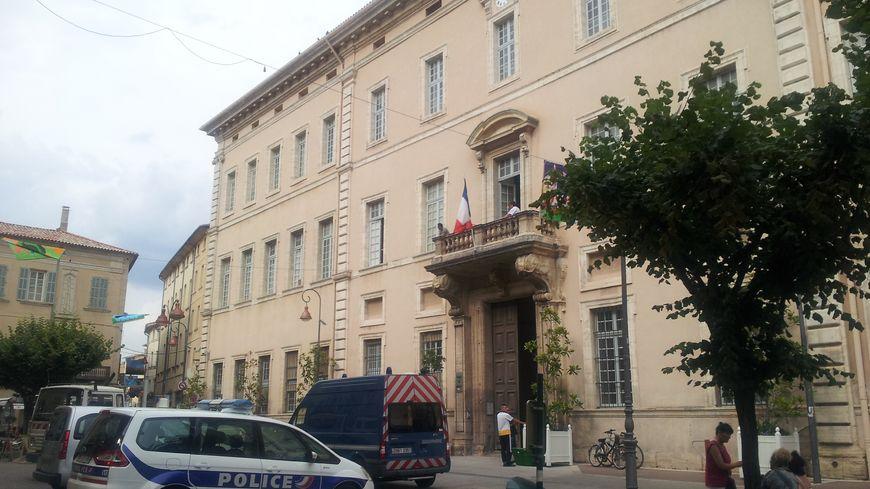 Palais de justice de Carpentras