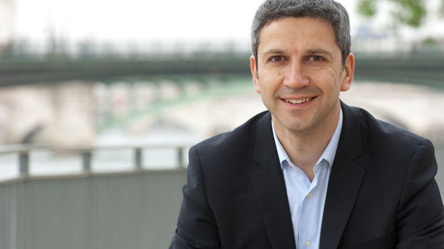 Christophe Najdovski, candidat EELV aux municipales à Paris
