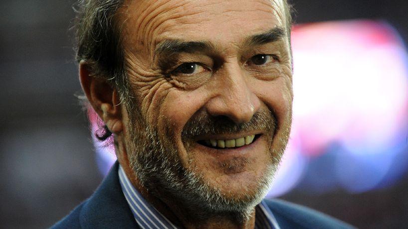 Jean-Louis Triaud le président des Girondins de Bordeaux