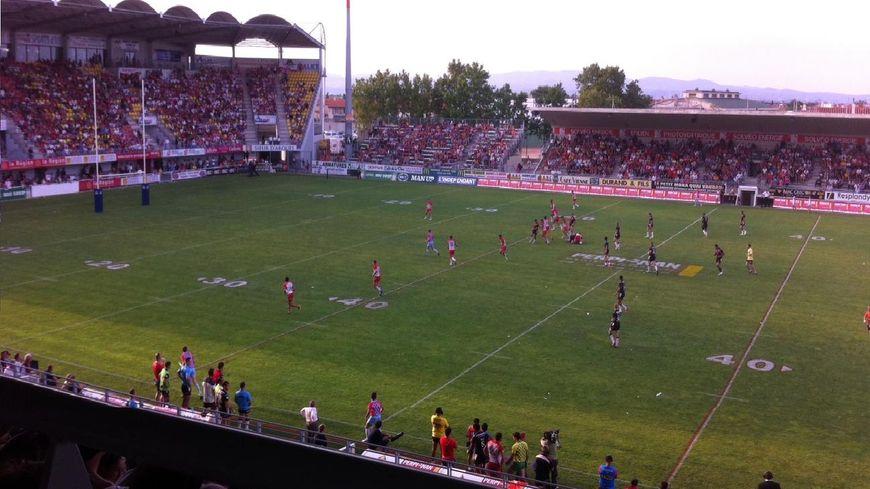 Stade Gilbert Brutus, l'antre des Dragons catalans